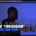 Z-Ro – I Even Bleed Blue (Flows From 5200) (Video)
