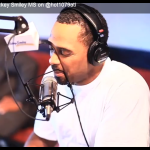 Mike Epps w/ the Rickey Smiley on @hot1079atl (Video)