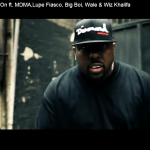 Trae The Truth ft. MDMA, Lupe Fiasco, Big Boi, Wale & Wiz Khalifa – I'm On (Video)