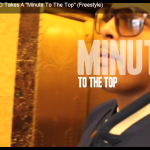 Marcus Manchild – Minute To The Top Freestyle (Video)