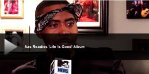Nas album talk