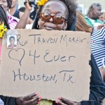Trayvon Martin Rally w/ Quanell X, Bun B, Scarface ,& Slim Thug In Houston TX (Photos)