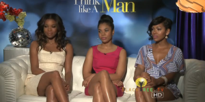 Thnk Like A Man Interview