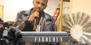 Fabolous Speaks On Loso's Way 2