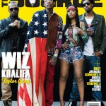 Wiz Khalifa & The Taylor Gang Cover The May Issue Of The Source Magazine
