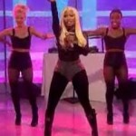 Nicki Minaj On The Today Show