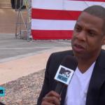 Jay-Z Speaks About Rita Ora's Energy (Video)