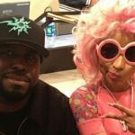 Nicki Minaj Calls Funkmaster Flex