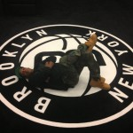 Jay-Z 'Poses For The Brooklyn Nets On Court' (Photo)