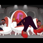 "The Cleveland Show ""Menace II Secret Society"" (Staring ,Kanye, Nicki Minaj, Bruno Mars, & Will.i.am)"