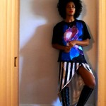 Solange Knowles 'Rika' Magazine