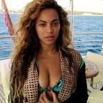 Beyonce Gets Natural