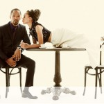 Jamie Foxx & Kerry Washington Django Unchained @ LA confidential (BTS Video)