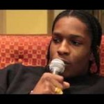 A$AP Rocky Interview w/ Google Play (Video)