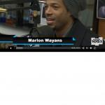 Marlon Wayans @ The Breakfast Club (Video)