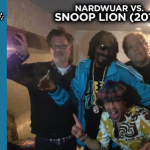 Snoop Lion Blows Smoke In Nardwuar's Mouth (Video)