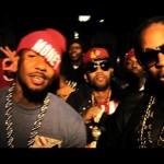 Cap 1 Ft. Young Jeezy & Game – Gang Bang (Video)