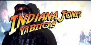 Indiana Jones Boo