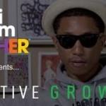 Pharrell Williams Introduces Creative Growth (Video)
