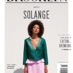 Solange Knowles Covers The Summer 2013 'Brooklyn' Magazine