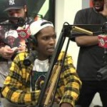"A$AP Mob Talk Kendrick's ""Control"" Verse, Freestyle on Hot 97′s Funk Flex Show (Video)"