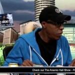 "Arsenio Hall @ ""GGN"" w/ Snoop Dog (Video)"