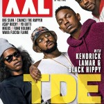 T.D.E. On The Cover Of XXL Magazine + BET Cypher