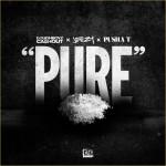 Doughboyz Cashout – Pure ft. Pusha T, Jeezy & Big K.R.I.T.
