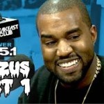 Video: Kanye West – The Breakfast Club Interview