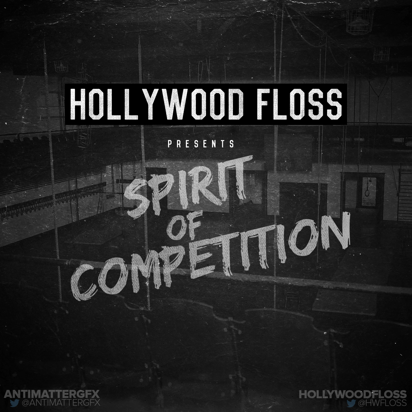 Spirit Of Competition Front Artwork