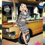 "Rita Ora On' Macy's & Madonna, Shoot ""Material Girl Hits Miami"" (Video)"