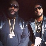 Rick Ross & Jeezy Together In 'WAR READY' (Video Pics)