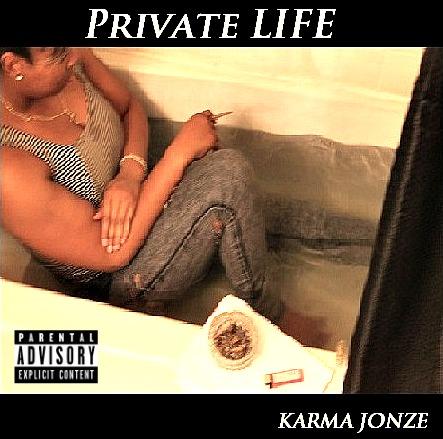 PrivateLife Album Cover