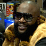 Video: Rick Ross (Big Stank) Talks Mastermind w/ The Breakfast Club