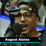 August Alsina' Interview @ Breakfast Club (Video)