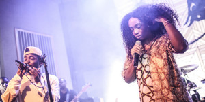 SZA, Kendrick Lamar  - Performance