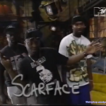 Scarface of the Geto Boys – Chillin' on YO! MTV Raps (1992) (Houston's Classic)