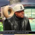 Commedian 'Alex Thomas On Snoop's GGN News (Video)