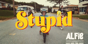 STUPID Poster