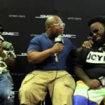 Jermaine Dupri & Royce Rizzy Speak w/ Thisis50 (Video)