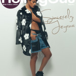 Teyana Taylor 'Covers Rolling Out Mag (Pics Vid)