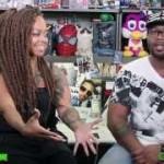 Chrisette Michele  Talks 'Super Cris, & R&B Divas Beef (Video)