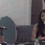 Nicki Minaj About The Meek Mill Romance Rumors (Video)