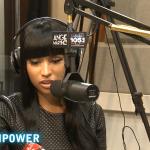 (Video) Nicki Minaj Speaks About Safaree w/ Angie Martinez