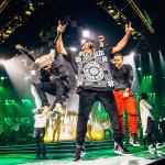 (Video) Usher & Friends Perform In ATL (Jermaine Dupri, Ludacris, T.I. & More)
