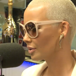 Amber Rose Talks @ Breakfast Club Power & Hot97 (Video)