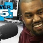 Kanye West' Interview @ The Breakfast Club Power (Video)