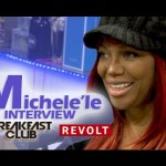 Michel'le 'Interview @ The Breakfast Club (Video)