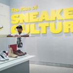 Fabolous Plays Tour Guide @ Museum Sneaker Exhibit — and Reveals His Kicks Obsession (Video)